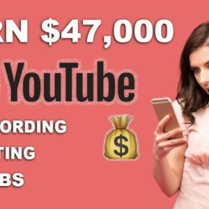 How To Earn $47,000 On YouTube Without Making Videos By Copying And Pasting