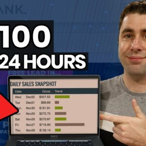 Make Your First $100 On Clickbank In 24 Hours Step by Step! (Clickbank For Beginners 2021)