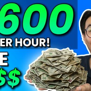 5 Easy Ways To Make FREE MONEY ONLINE FAST From Home