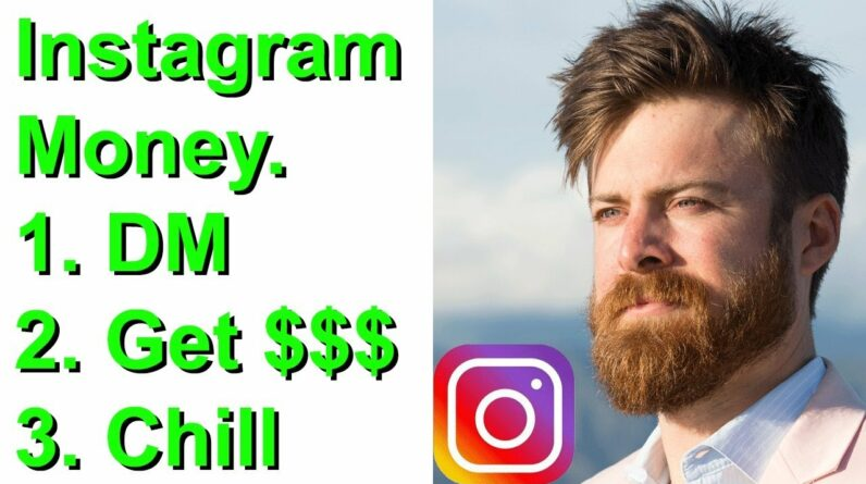 5 Passive Incomes To Make $2500/Month with Instagram