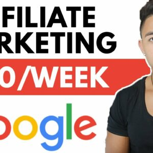 Affiliate Marketing For Beginners 2021 | Make Money Online (Step by Step)