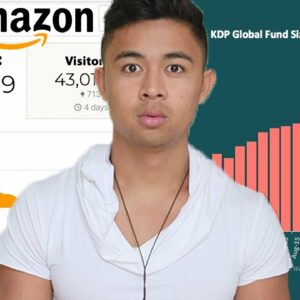 Amazon KDP For Beginners 2021 | Make Money Online (Step by Step)