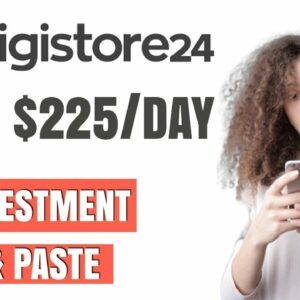 Earn $225 A Day in 35 Minutes | Digistore24 Tutorial for Beginners ( Make Money Online )