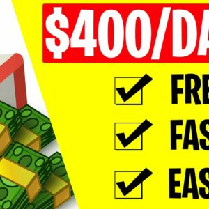 Earn $400+ PER DAY FROM GMAIL [Make Money Online]