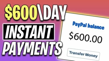 Earn $600 PER DAY FROM ETSY (Make Money Online Fast)