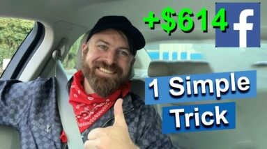 ? Earn $614 Per Day From Facebook With This Social Hack | Make Money Online