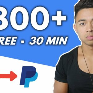 Earn $800 With Google Search (FREE PayPal Money)
