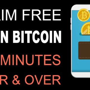 Earn Free $10 In Bitcoin Over & Over ( 2 Ways To Earn Free Bitcoin )