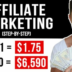 How To Start Affiliate Marketing In 2021 (FREE) | Make Money Online