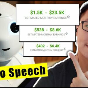 How to Use Text To Speech Software for YouTube Videos & Earn Money