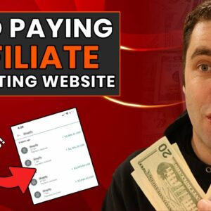 How To Find Affiliate Marketing Websites That Already Pay You! (Affiliate Website Guide)