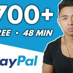 Make $700+ A Day For FREE Watching Videos! | Make Money Online