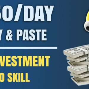 Make $750 A DAY Online For With Copy And Paste! (Make Money Online)