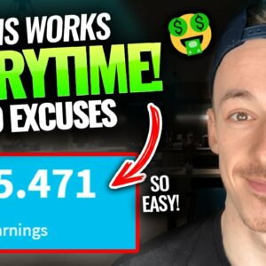 The Easiest Way To Earn $25+ Over & Over Again | Make Money Online For Beginners 2021