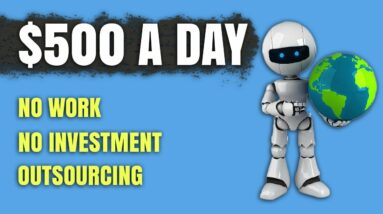 This FREE Bot Makes You $500 a Day (How To Make Money Online)