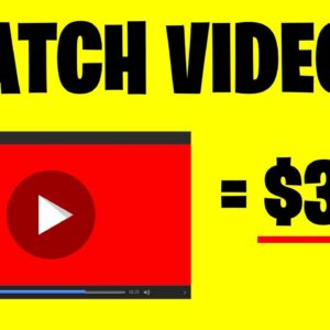 Watch YouTube Videos And GET PAID ($350+) | Make Money Online