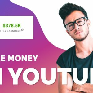 How to Make Money on YouTube Without Making Videos In 2021 In 6 Steps ( Make Money Online )