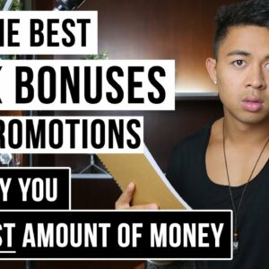 7 Best Bank Bonuses and Promotions of May 2021