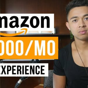 Amazon Affiliate Marketing For Beginners In 2021 (Step by Step)