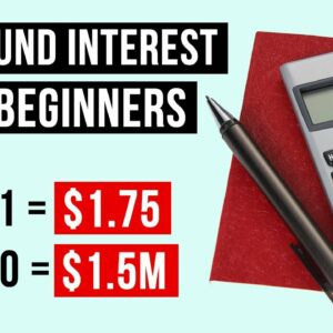 Compound Interest Calculator | How To Invest And Get Rich