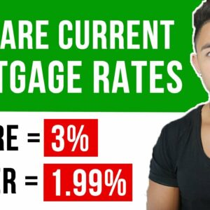 Current Mortgage Rates: Compare Today's Rates