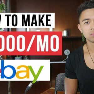Dropshipping On eBay in 2021: A Step-by-Step Guide For Beginners