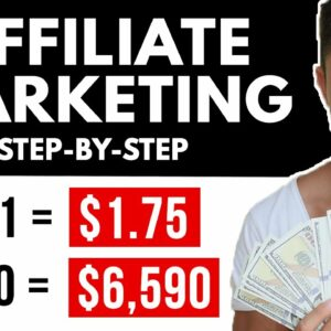 How To Make Money With Affiliate Marketing With No Money (In 2021)
