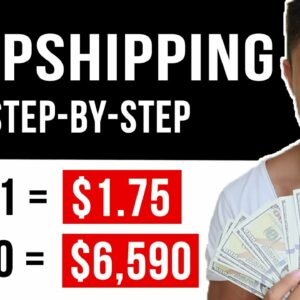 How To Make Money With Dropshipping With No Money (In 2021)