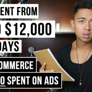 How To Start An eCommerce Business With No Money (In 2021)