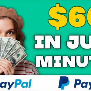 Make $600 PER DAY IN FREE PAYPAL MONEY For Your Opinions!