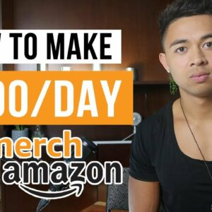 Merch By Amazon Tutorial For Beginners 2021 (Step by Step)