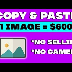 New App PAYS YOU $600 For Photos *No Camera Required* (Make Money Online
