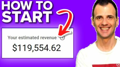 How to START a YouTube Channel & Grow from ZERO Subscribers for BEGINNERS