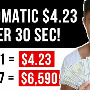 Watch Ads And Earn $4.23 Every 30 Seconds (Make Money Online)