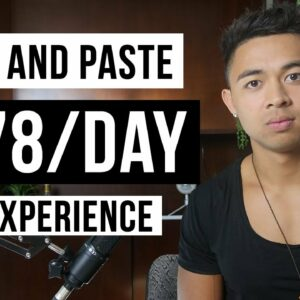 Copy & Paste Videos And Earn $178 Per Video (Make Money Online)