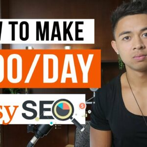 Etsy SEO 2021: A Step-by-Step Guide For Beginners