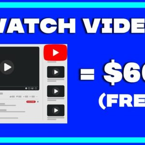Earn Money Watching YouTube Videos ($600 PER DAY)   Earn Money Watching Videos 2021