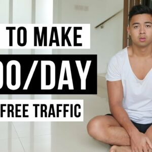 How To Get Free Traffic in 2021 (For Beginners)