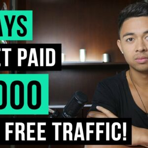 How To Get Free Traffic to Your Website in 2021 (For Beginners)
