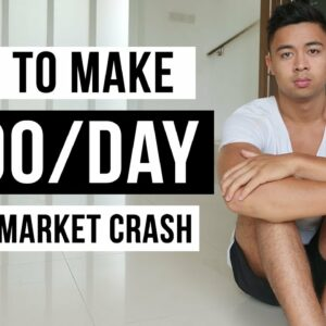 How To Make Money During a Stock Market Crash (In 2021)