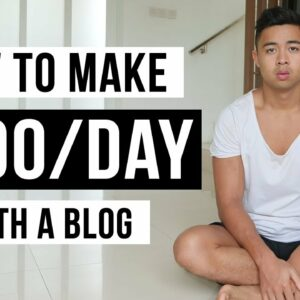 How To Make Money On a Blog in 2021 (For Beginners)