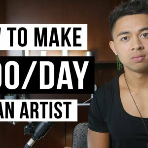 How To Make Money With Art in 2021 (For Beginners)
