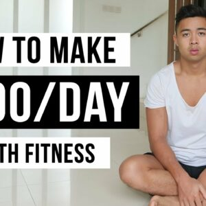 How To Make Money With Fitness in 2021 (For Beginners)