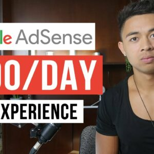 How To Make Money with Google Adsense in 2021 (For Beginners)