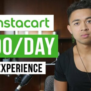 How To Make Money With Instacart in 2021 (For Beginners)
