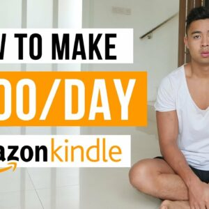 How to Make Money With Kindle Publishing in 2021 (For Beginners)