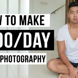 How To Make Money With Photography Online in 2021 (For Beginners)