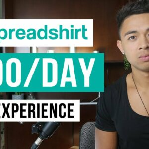 How To Make Money With Spreadshirt in 2021 (For Beginners)