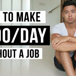 How To Make Money Without a Job in 2021 (For Beginners)