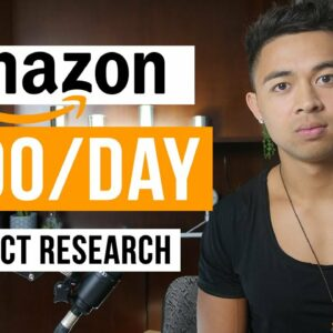 Amazon FBA Product Research 2021 (For Beginners)